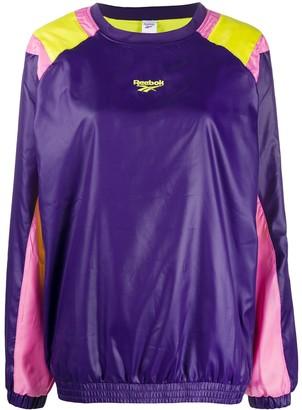 Reebok Colour Blocked Sweatshirt