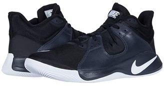Nike Fly.By Mid (Black/White/Dark Smoke Grey) Men's Basketball Shoes