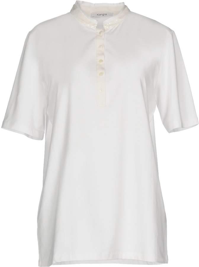 Kangra Cashmere T-shirts - Item 12079531