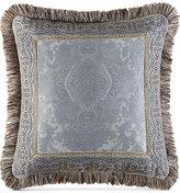 """J Queen New York Hemmingway 20"""" x 20"""" Decorative Pillow"""