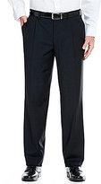 Daniel Cremieux Single-Pleat Travel Smart Dress Pants