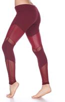 Electric Yoga Red Trend Setter Leggings
