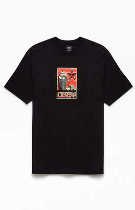 Obey Building 30 Years T-Shirt