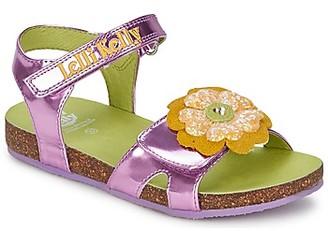 Lelli Kelly Kids GARDENIA-2 girls's Sandals in Purple