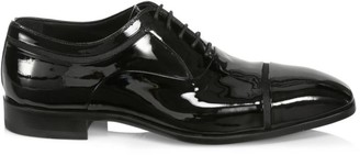 Saks Fifth Avenue COLLECTION Patent Leather Dress Shoes