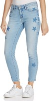 Mavi Jeans Adriana Ankle Skinny Jeans in Light Star Vintage