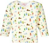 Zutano T-Shirt (Baby) - St Moritz - 12 Months