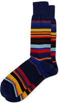 Paul Smith Bright-Striped Socks