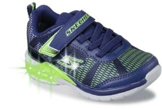 Skechers S Lights Erupters II Lava Waves Light-Up Sneaker - Kids'