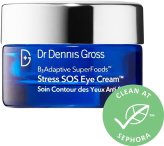 Dr. Dennis Gross Skincare Stress SOS Eye Cream with Niacinamide
