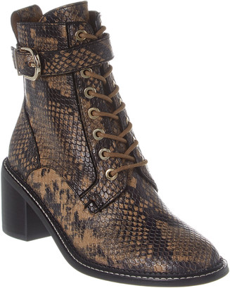Joie Raster Leather Boot