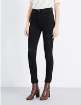Sandro Psychic skinny high-rise jeans