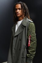 brand Alpha Industries Alpha Industries Makinaw Trench Coat