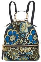 Steve Madden Kathy Brocade Small Backpack