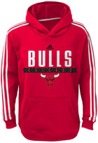 adidas Boys' Chicago Bulls Playbook Hoodie