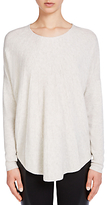 Oui Sunray Knitted Jumper, Off White