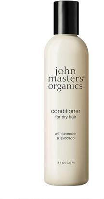 John Masters Organics Lavender And Avocado Intensive Conditioner 236Ml