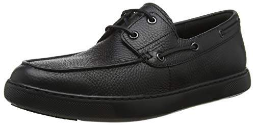 FitFlop Men's Lawrence Boat Shoes Loafers,(47 EU)