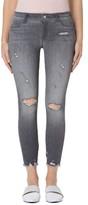 J Brand Women's Ripped Crop Skinny Jeans