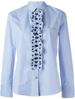 Paul Smith stripes and dots blouse