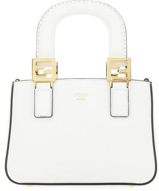 Fendi Mini Top Handle Tote Bag