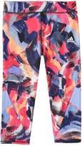adidas Girls 4-6x Practice Printed Carpi Leggings