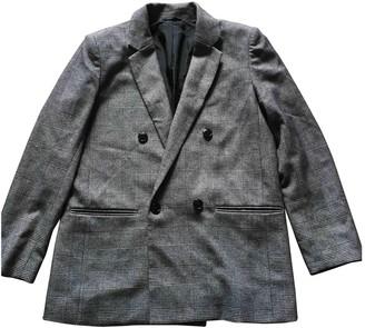Uniqlo Grey Jacket for Women