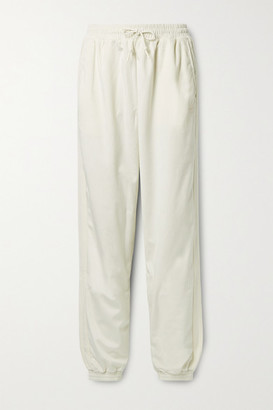 adidas Striped Corduroy Track Pants - Off-white