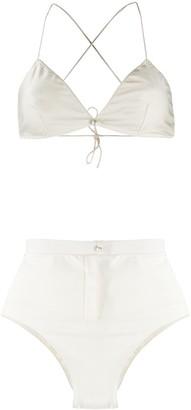 Oseree High Waisted Bikini