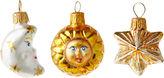One Kings Lane Asst. of 3 Celestial Ornaments