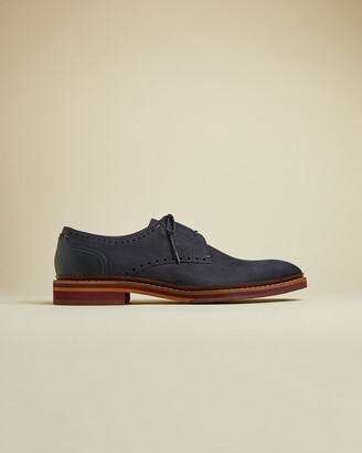 Ted Baker EIZZG Suede Derby shoes