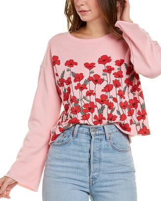 Wildfox Couture Flora Sweatshirt