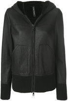 Giorgio Brato shearling zip jacket
