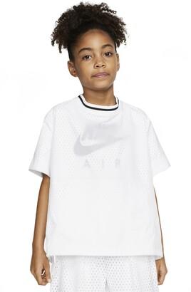 Nike Kids' Sportswear Air Layered Shirt