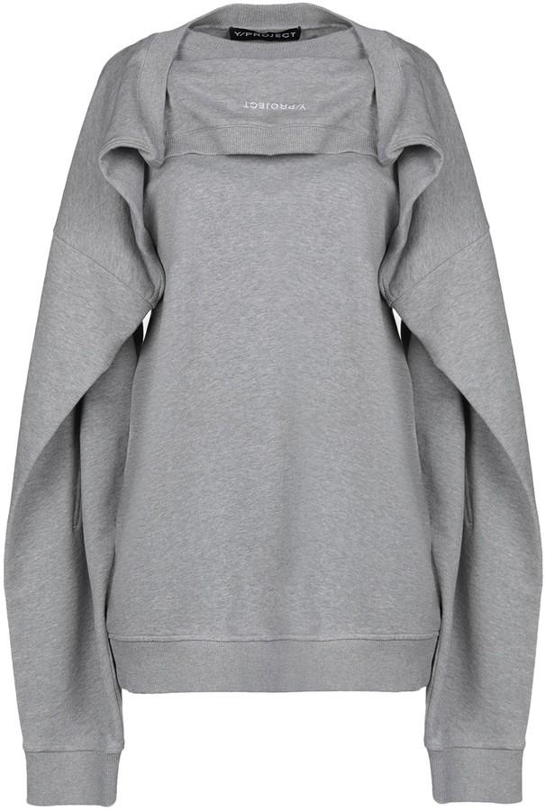 Y/Project Sweatshirts