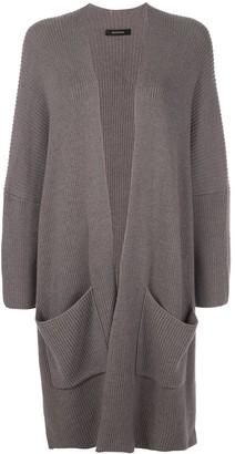 Natori chunky knit cardigan