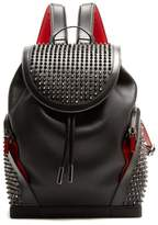 Christian Louboutin Explorafunk spike-embellished backpack