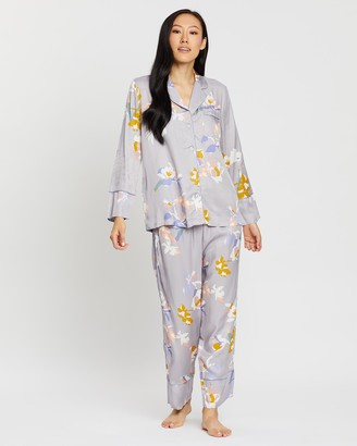 Gingerlilly Ebony Pyjama Set