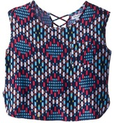 Splendid Littles Geo Printed Top (Big Kids)