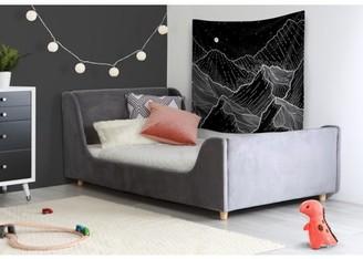 Karla Dubois Bodhi Twin Bed- Earl Grey