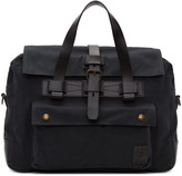 Belstaff Black Colonial Briefcase