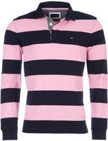 Eden Park Men's Striped Rugby Shirt