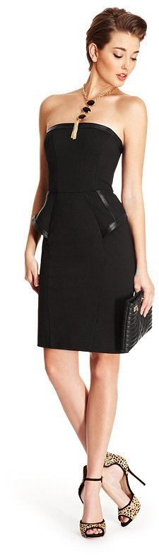 GUESS by Marciano Britney Bustier Dress