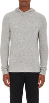 ATM Anthony Thomas Melillo MEN'S WOOL-BLEND BOUCLÉ HOODIE
