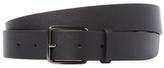 Jil Sander Five Notch Leather Belt
