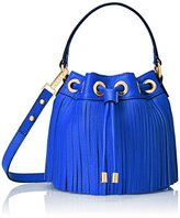 Milly Essex Fringe Small Convertible Cross-Body Bag