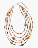 Chico's Kalani Multi-Strand Necklace