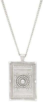 Loft & Daughter Kasha Pendant Silver