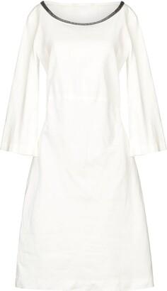 120% Short dresses