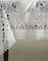 """Gia 72"""" x 144"""" Tablecloth & 12 Napkins"""